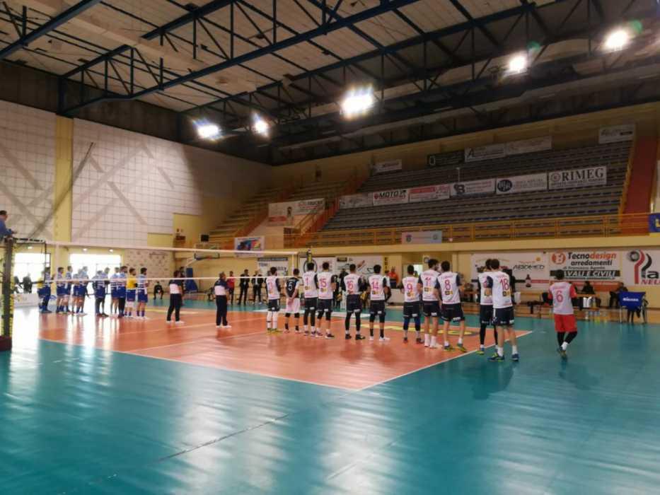 Un punto in terra siciliana per l'Emra Foods Ottaviano che a Modica cade 3-2.