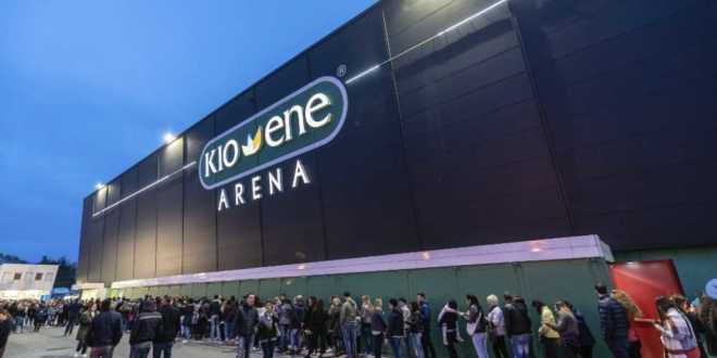 Settore giovanile e denominazione palasport: accordo raggiunto con Kioene