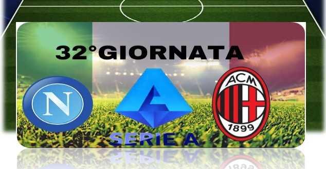 Napoli – Milan, le probabili formazioni per la gara di stasera alle ore 21:45