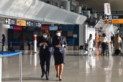 Covid, respinti a Fiumicino peruviani arrivati da Madrid