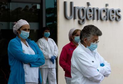 Covid, Spagna: oltre 31mila casi e 168 morti nel weekend