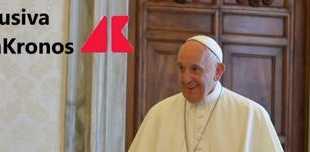 """Papa Francesco all'AdnKronos: """"Covid, corruzione, Benedetto…"""""""