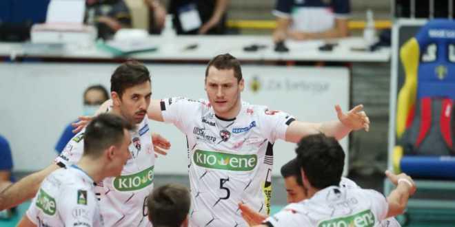 Dopo la vittoria nel derby con Verona, i bianconeri sono proiettati alla prossima sfida con Trento