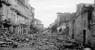 Terremoto in Irpinia – 40 anni fa, il devastante disastro. Alle ore 19:34 un minuto di silenzio