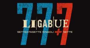 """LUCIANO LIGABUE: venerdì 4 dicembre escono l'album di inediti """"7"""" e la raccolta """"77+7"""""""