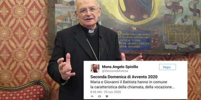 Seconda Domenica di Avvento 2020: il commento di Mons. Angelo Spinillo