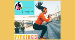 Fitkings: l'app per mantenerti in forma
