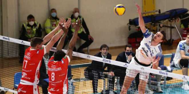 Milano mette la quinta: battuta Ravenna 3-0