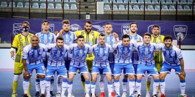 L'Acqua&Sapone Unigross vola in semifinale