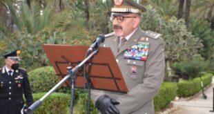 Esercito, inaugurato a Palermo monumento dedicato ai caduti