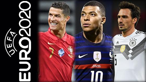 EURO 2020: le partite del 15 giugno.