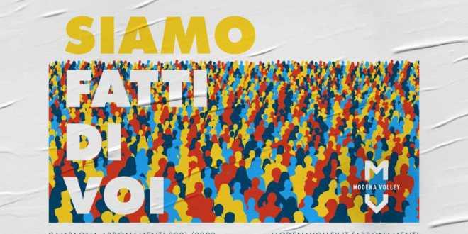 Il pubblico di Modena si conferma unico: sono 900 le tessere sottoscritte sino ad oggi!