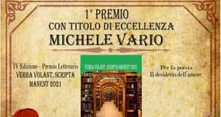 Premio Michele Vario